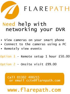DVR Setup
